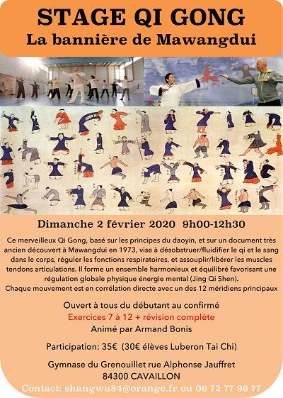 Association Luberon Tai Chi Cours De Tai Chi Chuan Qi Gong Et Kung Fu A Cavaillon Vaucluse 84